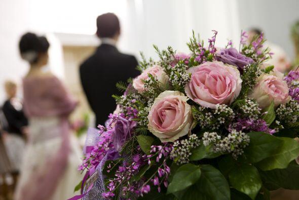 Escoge flores llamativas: Si optas por flores bien grandes, como los gla...