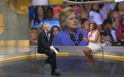 Al Punto en dos minutos: Una republicana que votará por Clinton
