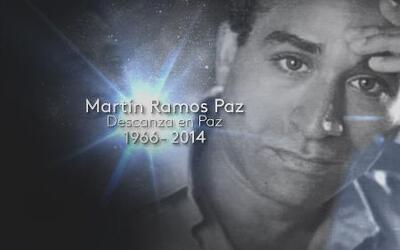 Recordando los últimos meses de Martín Ramos Paz