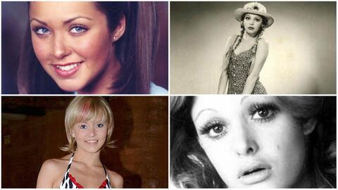 Actrices de telenovela que se han transformado a través del tiempo.