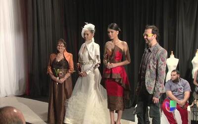 Revelación Moda - El reto de trajes de novia