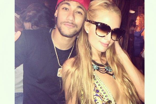 ¡Cuando conoció a Neymar!