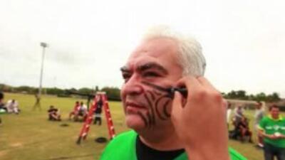 Univision Deportes también practica el Haka