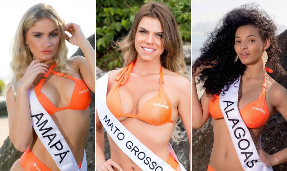 Conocé a las 27 candidatas de Miss Bumbum 2016