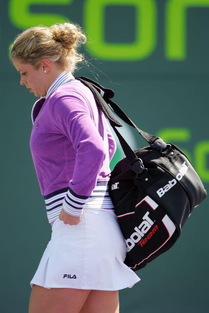 Kim Clijsters sorprendió a propios y a extraños cuando el 6 de mayo del...