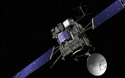 Rosetta lanzó en 2014 un pequeño módulo llamado Phi...