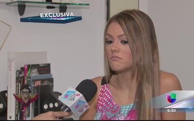 Kristhielee dice que Magali Febles sí hubiera entendido su situación