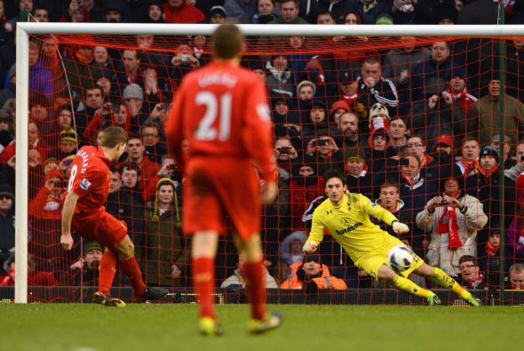 Una leyenda del Liverpool, de Inglaterra y probablemente del fútbol mund...