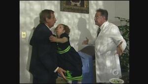 La Güereja no quiere ir al doctor