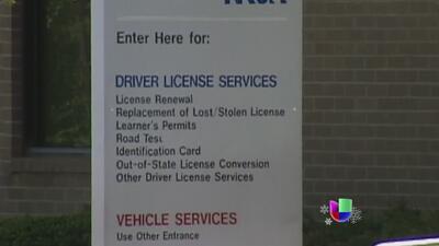 Licencias para inmigrantes indocumentados en Meryland