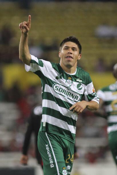 Con 19 torneos como profesional, Peralta, quien debutó en el Clausura 20...