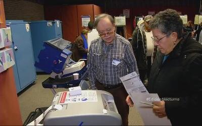 Aumenta el número de votantes hispanos en EEUU