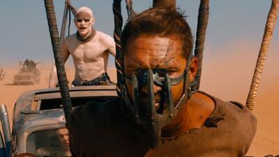 Primer vistazo a la nueva 'Mad Max: Fury Road'