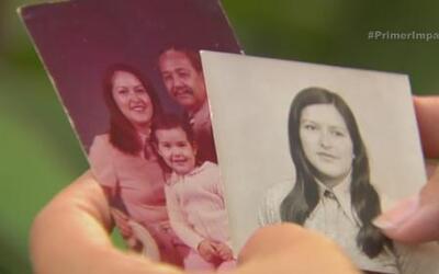 """Mujer busca ayuda para encontrar a su mama: """"Nunca pensé que era la últi..."""
