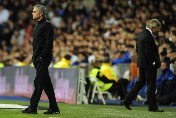 Los medios cuestionaron a Mourinho si le podía pasar lo mismo, el...
