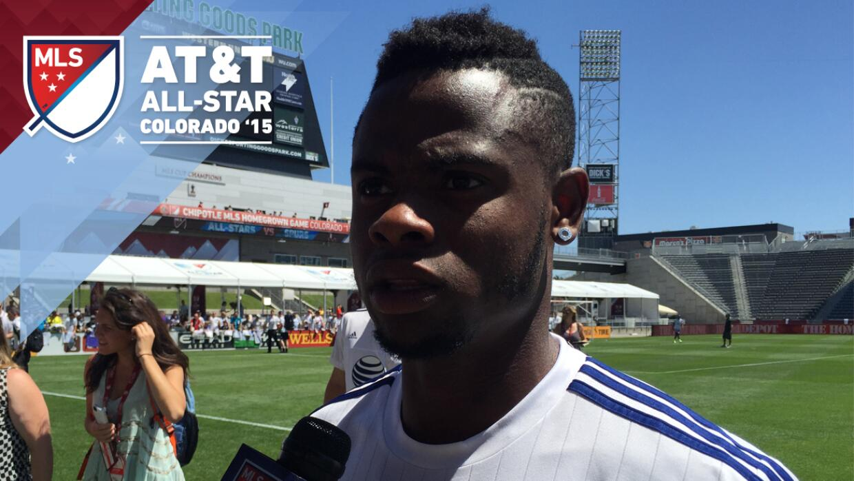 Waylon Francis, MLS All-Star Game