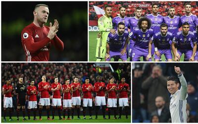 Otra derrota para el Real Madrid: el Manchester United le sacó el título...