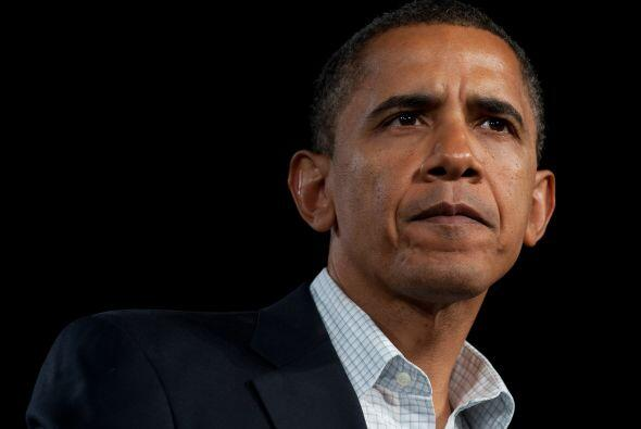 La decisión judicial puso contra la pared al presidente Obama, quien si...