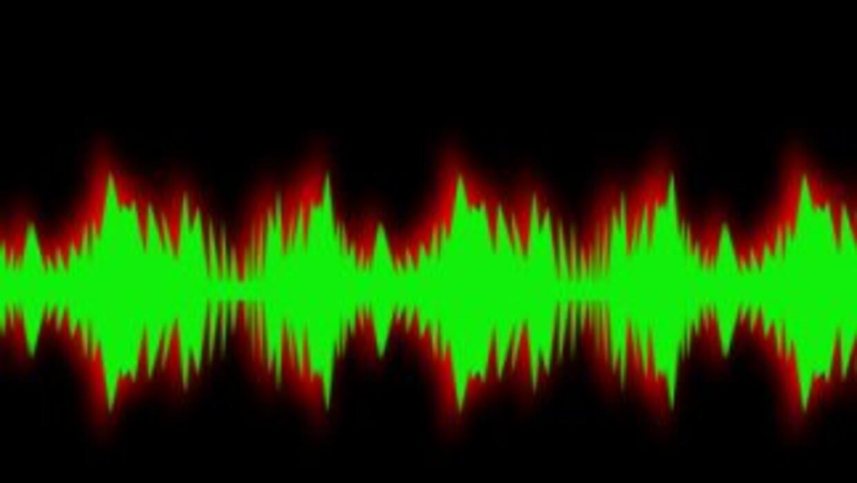 La grabación de audio atribuida a Osama Bin Laden fue emitida por el can...