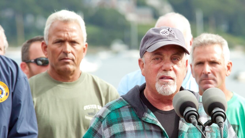 Billy Joel es un defensor de las escuelas públicas