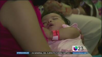 Bebé hispano
