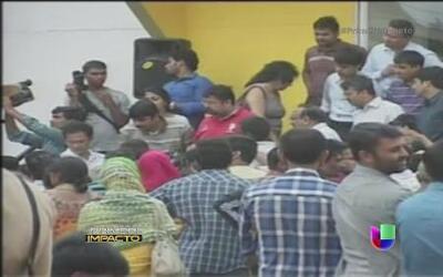 Denuncian violación de una niña de seis años en una escuela de La India
