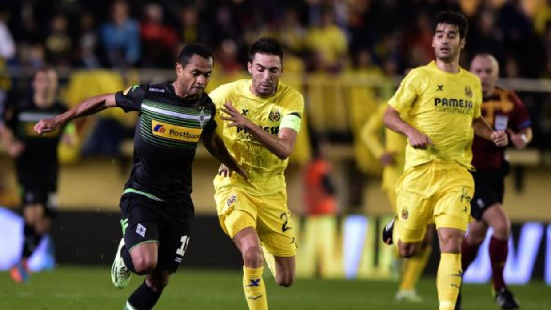 El Submarino Amarillo igualó con el Mönchengladbach en la jornada cinco...