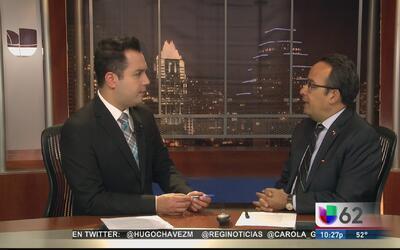 El Consulado de México en Austin da asesorías en materia penal y laboral