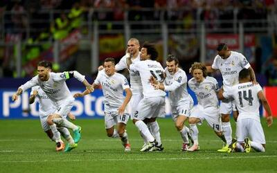 Real Madrid se corona