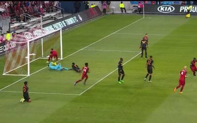 Gran jugada colectiva de Toronto FC y gol de Jozy Altidore
