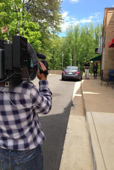 Las cámaras siguieron cada uno de sus pasos en este día que resultó bast...