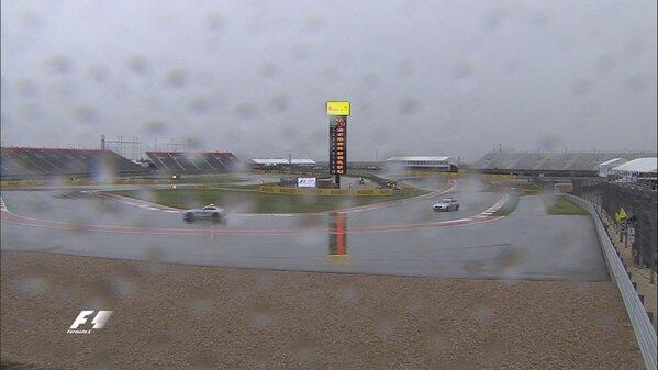 Las lluvias en Texas no paran