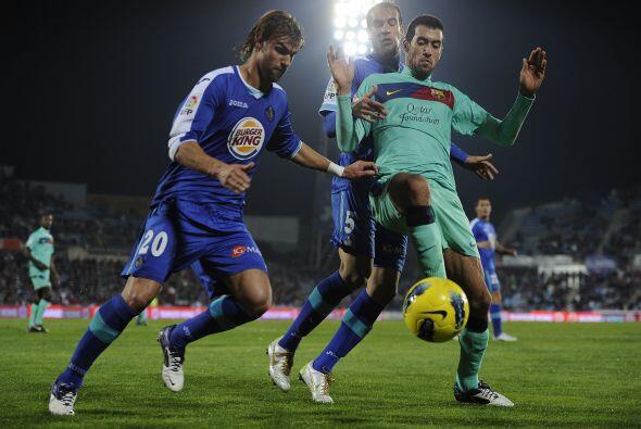 Valera anotó el gol del triunfo donde Getafe le pegó a los...
