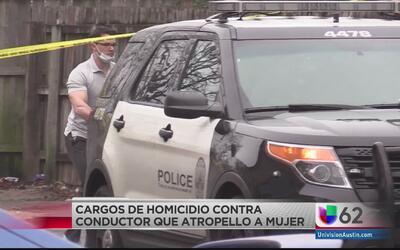 Dictan cargos de homicidio a joven que atropelló a una mujer
