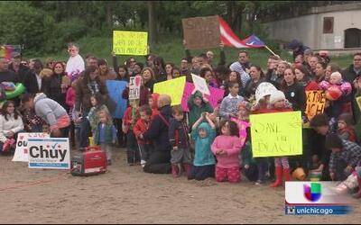 Residentes exigen su playa de vuelta
