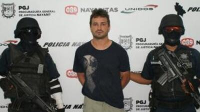 El canadiense Nicholas Michael Lucier es uno de los narcos más buscados...