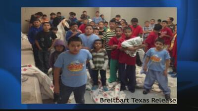 ¿Qué sucede con los niños que cruzan la frontera?