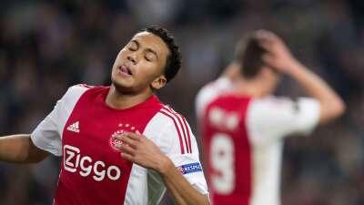 Feyenoord y el Ajax empatan en clásico