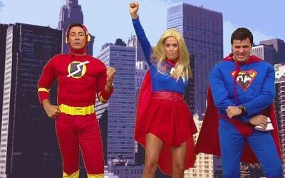 Los súper chistes de los Superhéroes