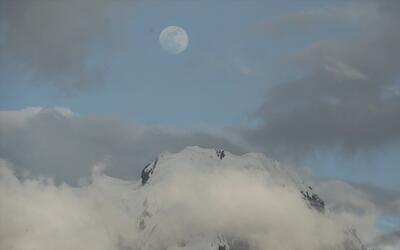 Los glaciares de Ecuador, un paraíso que retrocede entre 25 y 30 metros...
