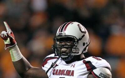 Melvin Ingram, Ala Defensivo, South Carolina.