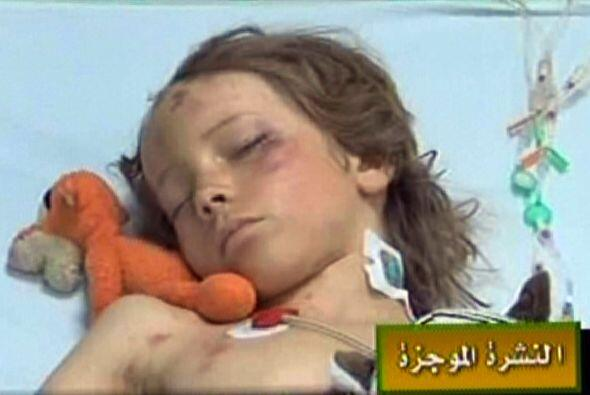 Sobrevivió un niño holandés de nueve años, Ruben van Assouw.