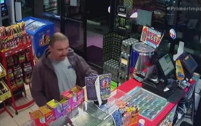 Dueño de una tienda asegura tickets de lotería