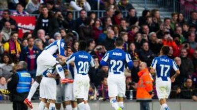 Espanyol sacó 3 valiosos puntos de Vallecas