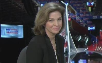 """Helen Aguirre: """"Casi todo el partido esta unido"""""""