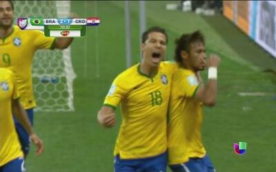 Brasil 3 - 1 Croacia