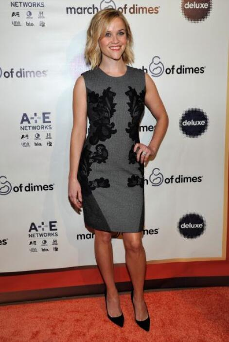 Reese Witherspoon fue una de las celebridades de hollywood que se unió a...