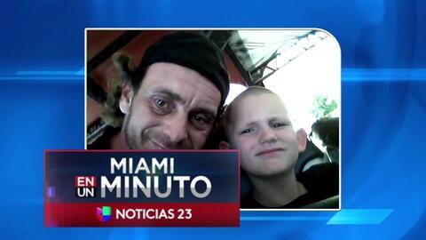 'Miami en un Minuto': encuentran en Georgia a un hombre reportado como d...