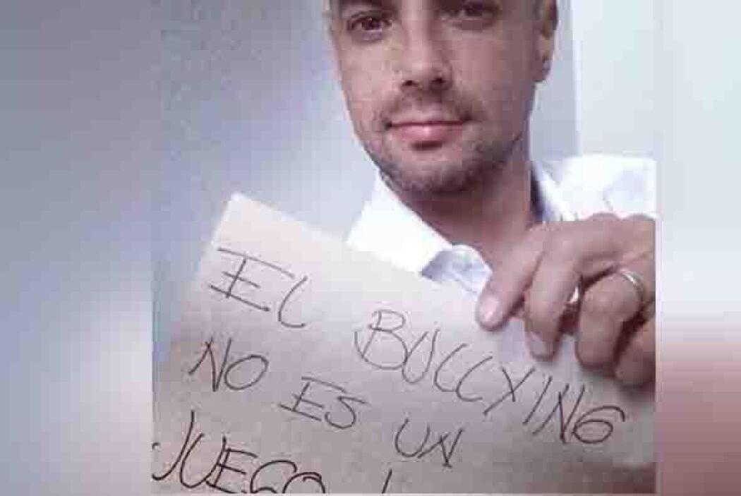 El conductor mexicano Javier Poza. Foto tomada de Twitter.