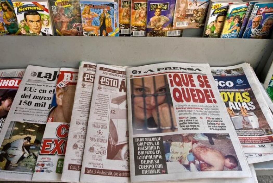 El gobierno mexicano ha rechazado un pedido para que la francesa de 36 a...